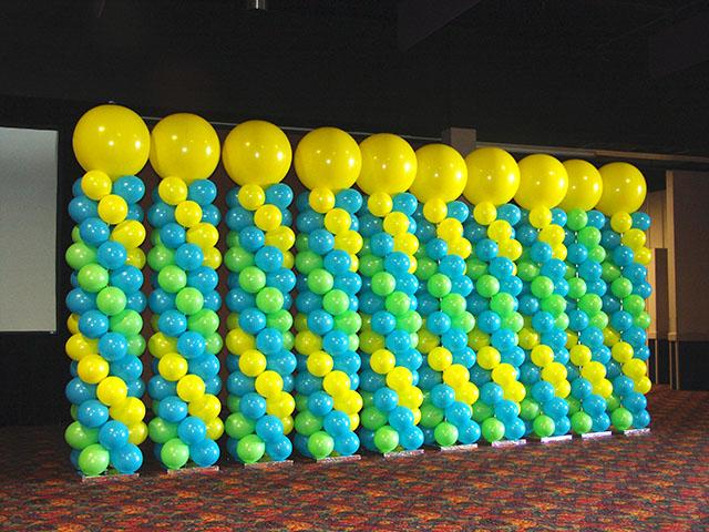 balloon-columns