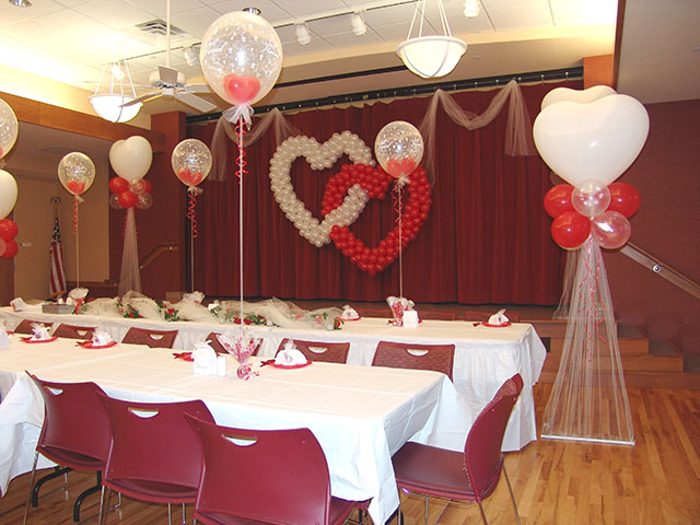 Wedding Balloons in Denver