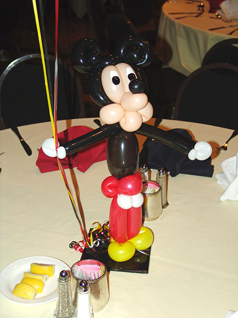 Balloon Centerpiece Balloons in Denver