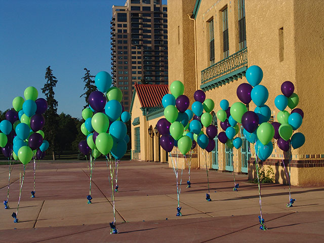 Party city balloons cost image search results for Home decorations with balloons