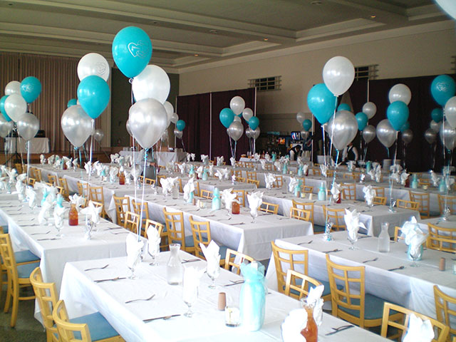 Balloons decorations ideas dream house experience for Balloon decoration ideas for weddings