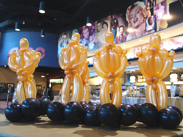 Balloon Oscar