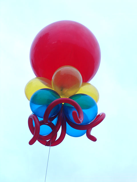 Balloon Kites 2