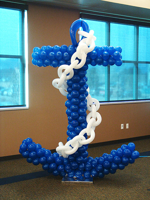 Large Balloon Anchor