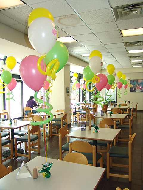 Spring Balloon Bouquet 2s