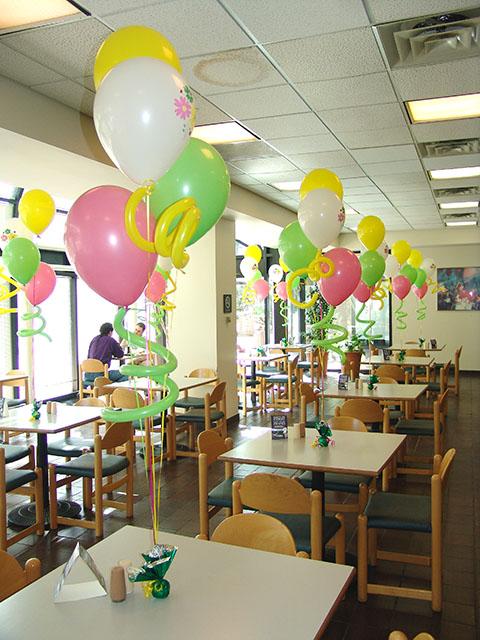 Spring Balloon Bouquet 2s