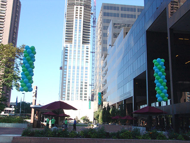 balloon columns denver