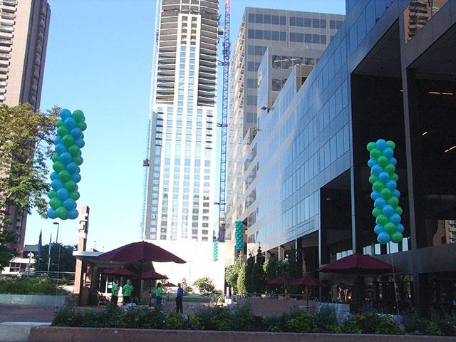 balloon columns denver