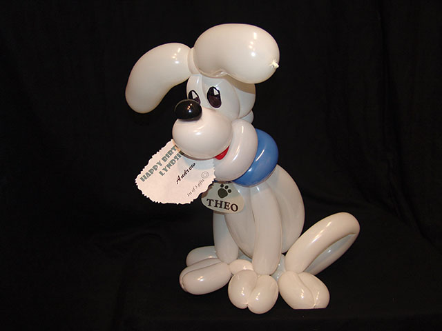 twisted balloon dogs
