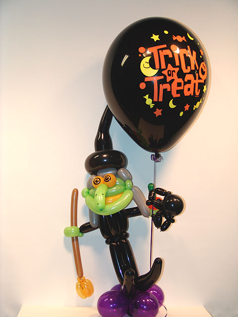 balloon witch