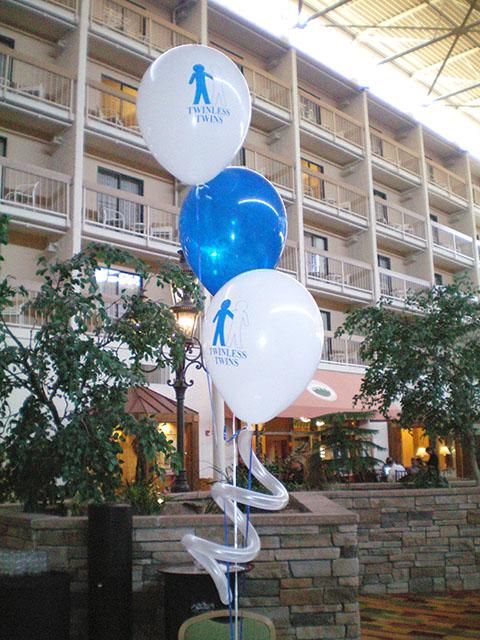 twinless twin balloons