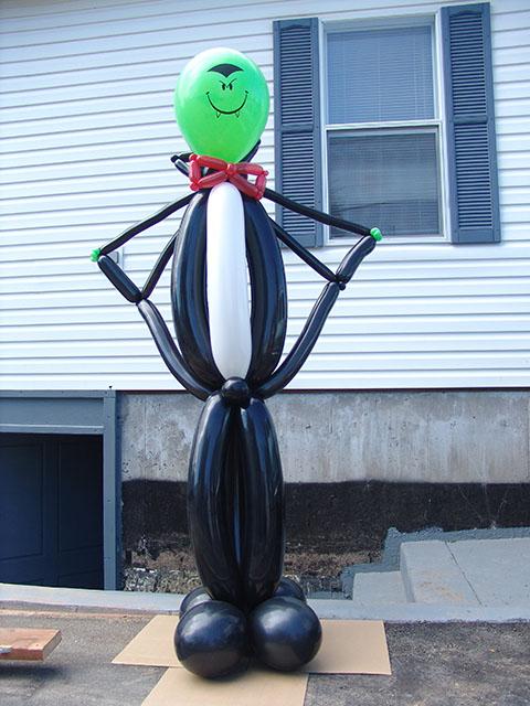 balloon dracula