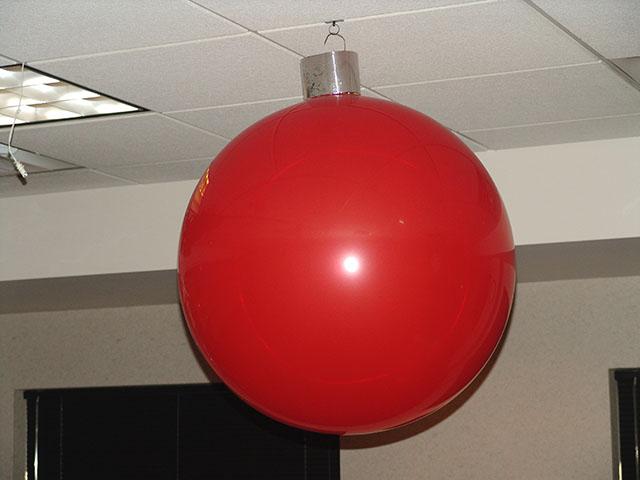 Christmas Bulb Denver