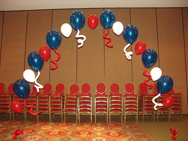 balloon arch denver