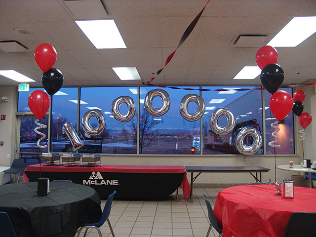 fantastic fun party balloon arches denver