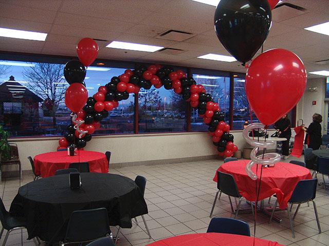 fantastic party balloon arches denver