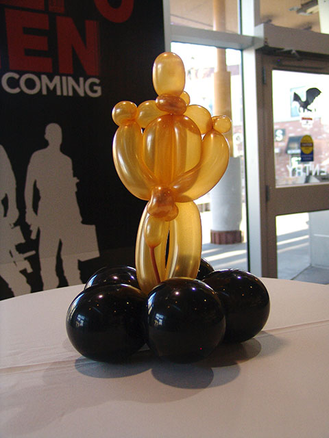 oscar balloons colorado