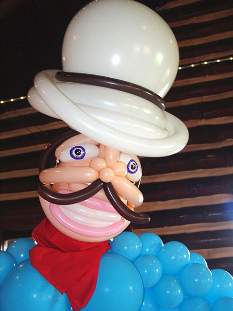 Balloon Cowboy
