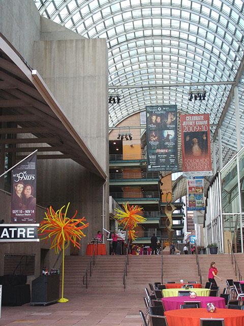 denver performing art center event