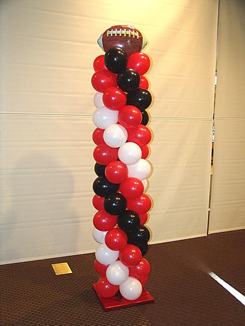 football balloon sculpture denver
