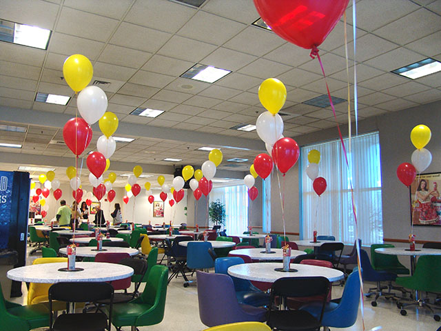 scotts liquid gold party balloons