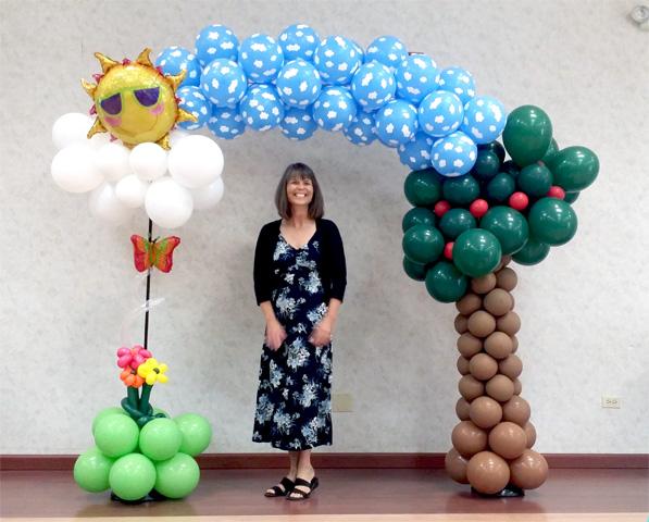 retirement balloons denver